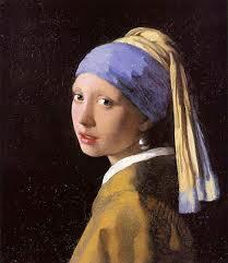 ragazza orecchino di perla Vermeer